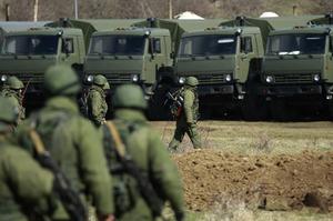 Ігри Путіна: топ-5 версій стягування військ РФ до України