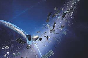 Британці запланували очистити космічний простір від сміття
