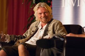 Річард Бренсон продав акцій Virgin Galactic на суму понад $150 млн