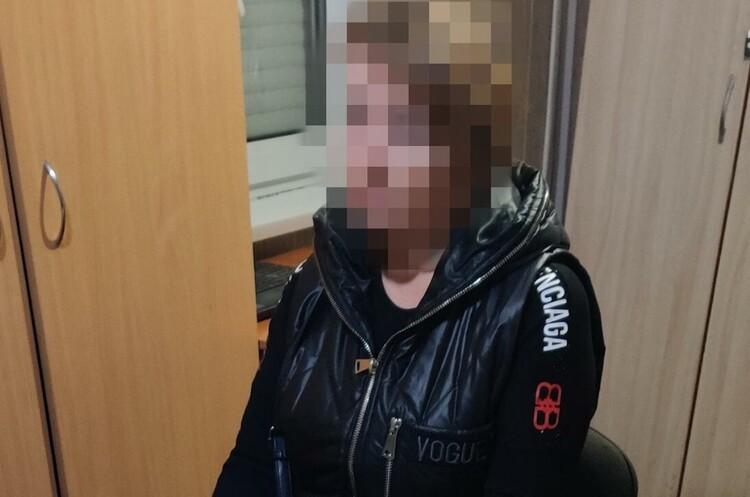 СБУ затримала ексчиновницю «ЛНР», яка намагалася змінити прізвище і залишитися в Україні