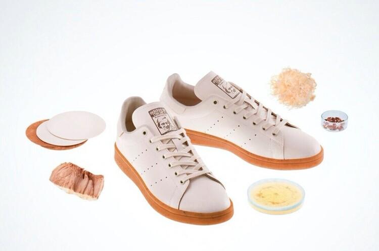 Adidas запустить у продаж кросівки з «грибної шкіри» вже цього року
