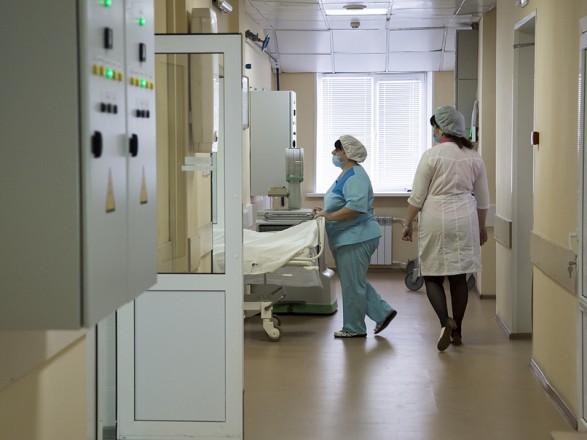 У Києві та 18 областях перевищений рівень госпіталізацій