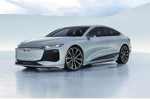 Audi представила концепт електричного седана A6 E-Tron з пробігом 700 км