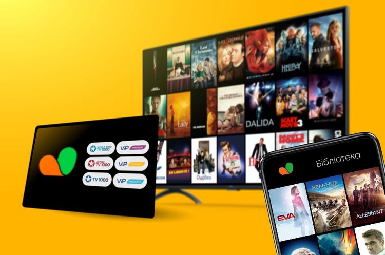 Еще больше топовых фильмов и передач. Volia TV снова расширяет свою библиотеку!
