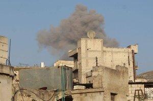 Ізраїль завдав авіаударів по центрах іранського виробництва ракет і зброї в Сирії