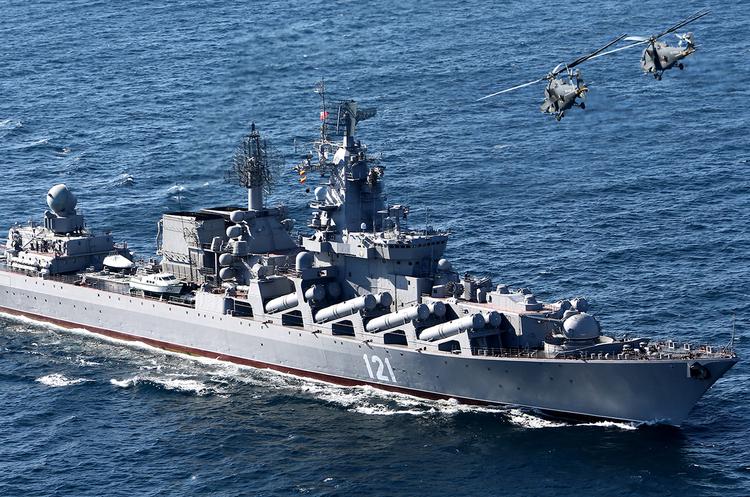 Росія задіяла в військових навчаннях в Криму понад 10 000 військових та 40 бойових кораблів