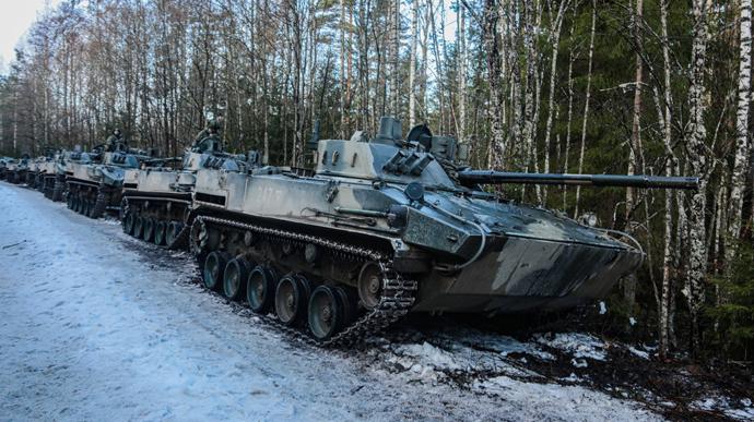 Росія з 23 квітня відводитиме війська від кордонів з Україною