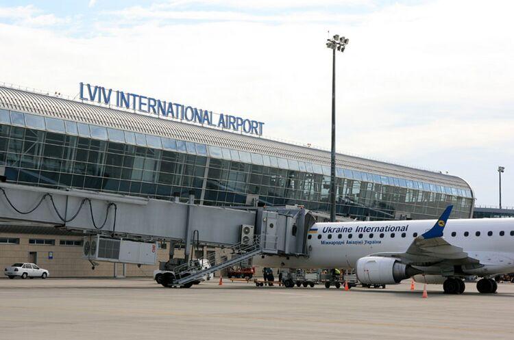 ФДМУ оголосив аукціон з оренди частини приміщення аеропорту «Львів»