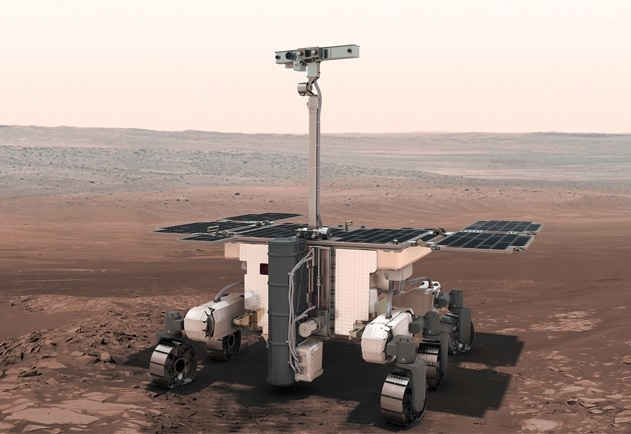 Марсохід Perseverance видобув кисень з атмосфери Червоної планети