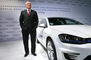 VW вимагає 1 млрд євро компенсації від свого колишнього гендиректора