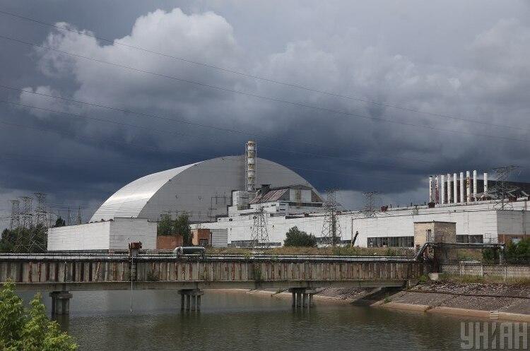 На будівництво конфайнменту Чорнобильської АЕС надали 2,1 млрд євро