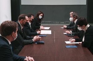 Україна планує перейти до використання новітніх ядерних реакторів – Зеленський