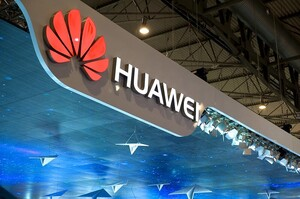Виручка Huawei обвалилася на 16,5% у І кварталі