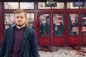 ОНОВЛЕНО: У лідера руху «Традиція і Порядок» Богдана Ходаковського провели обшук з суттєвим порушенням процесуальних норм