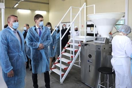Новая вентиляция и отопление: как модернизировали хлебокомбинат в Мелитополе