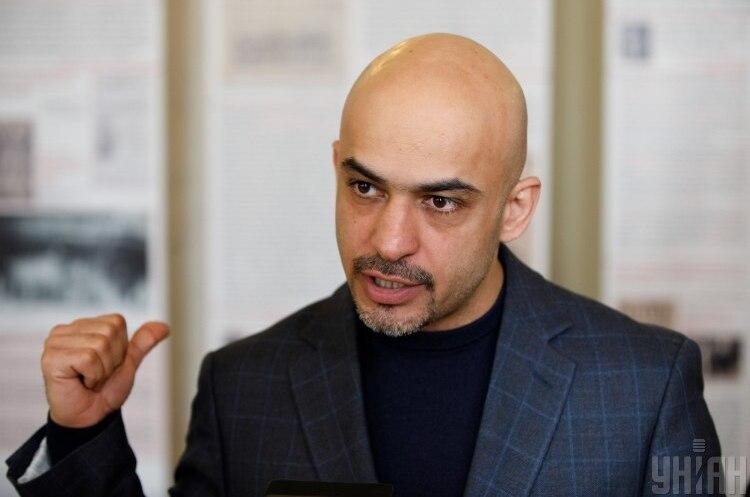 Мустафу Найєма звільнили з «Укроборонпрому»