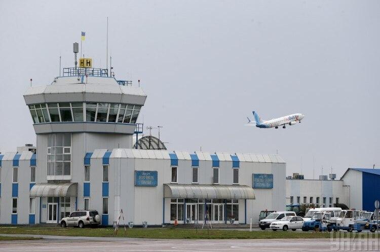 Приміщення в терміналі «D» аеропорту «Бориспіль» вакантні для оренди