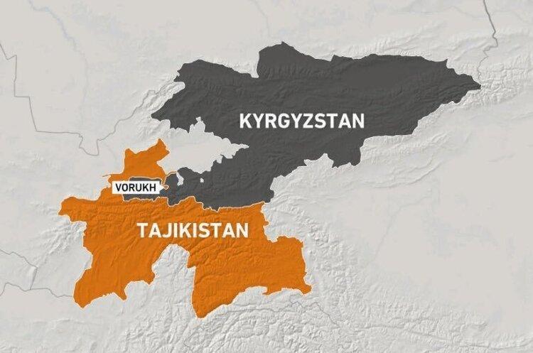 Внаслідок конфлікту на кордоні Киргизстану та Таджикистану постраждала понад сотня людей