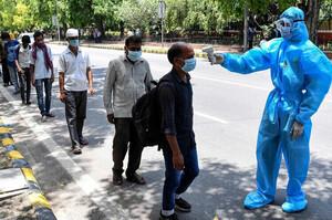 Німеччина відправила Індії обладнання для виробництва кисню