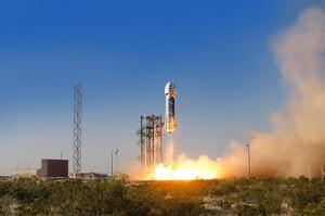 Безос встановив дату запуску туристичного польоту в космос