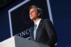 США хотіли б «спокійних відносин» з РФ, але готові відповідати на агресію – Блінкен