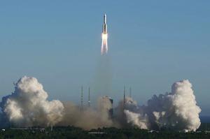 Неконтрольована китайська ракета може у впасти на Землю у ці вихідні