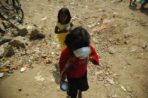 Глобальний голод досяг найвищого рівня за п'ять років