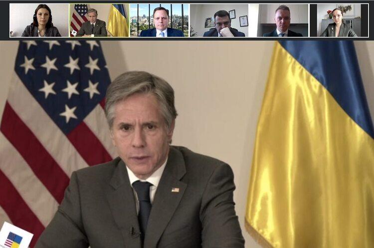 Рівень підтримки України залежить від проведення реформ у галузі управління – Блінкен