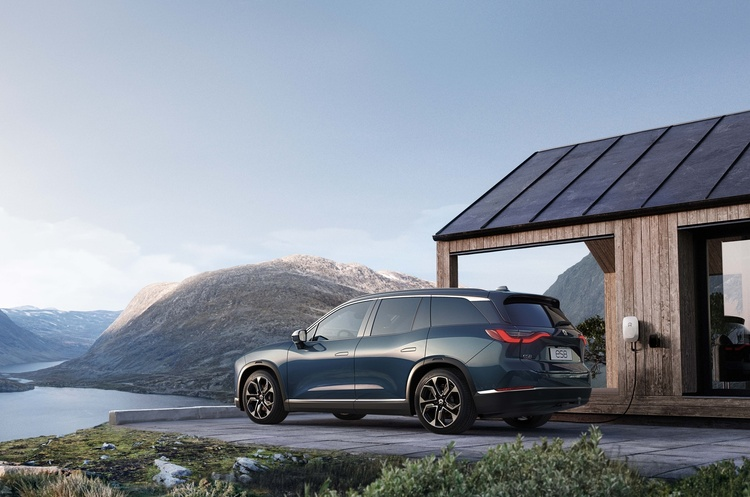 Китайська Nio виходить на міжнародні ринки, для старту автовиробник обрав Норвегію