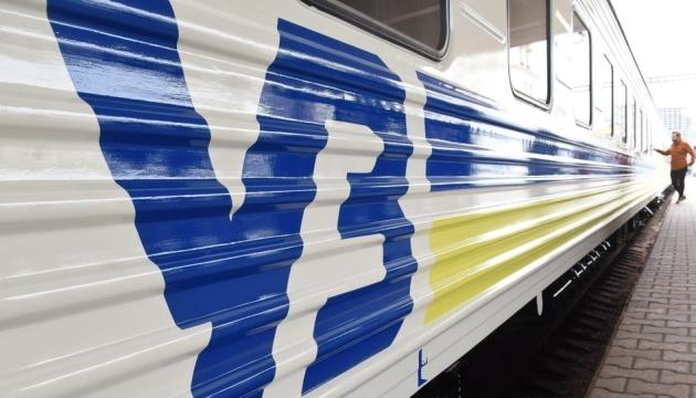 «Укрзалізниця» вийшла на рекорд добового навантаження вантажів