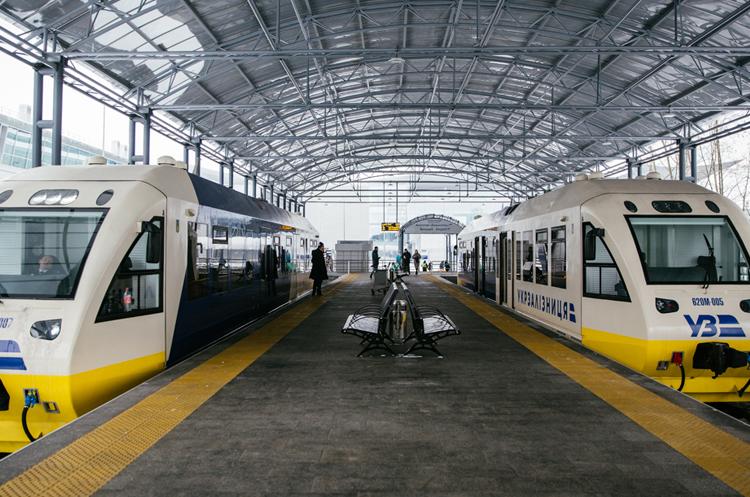 «Укрзалізниця» та швейцарська компанія Stadler співпрацюватимуть в рамках City Express