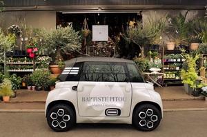 Citroеn представила електровантажівку для служб доставки