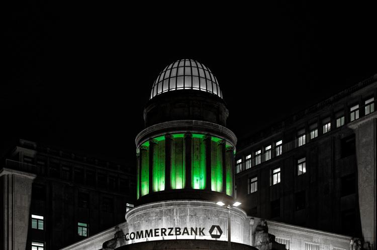 Генеральний директор Commerzbank оголосив про скорочення 10 000 робочих місць