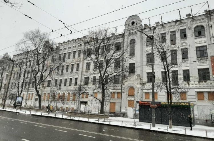 Історичну будівлю у центрі Києва планує викупити компанія з фіктивними ознаками – ЗМІ