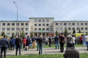 Стрілянина в російській школі: загинуло сім учнів і вчитель