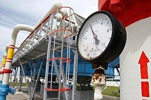 Ціни на газ в Європі злетіли до $320 за 1000 кубометрів
