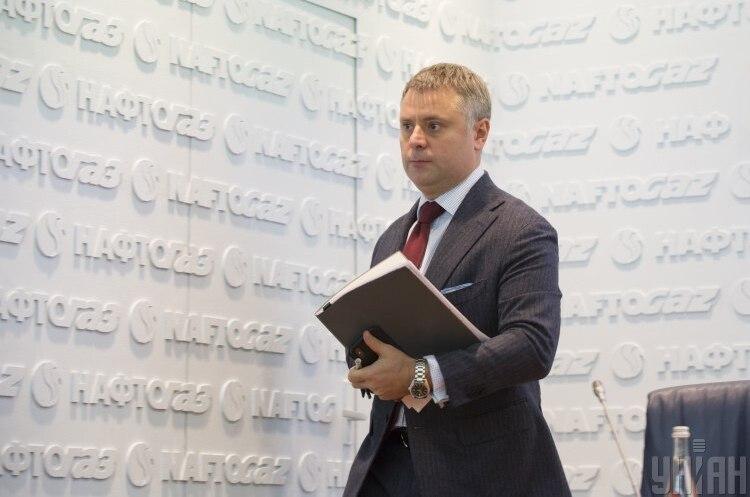 Вітренко пропонує через суд забирати облгази Фірташа за борги