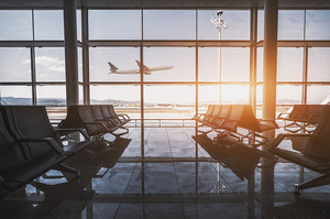 АМКУ призупинив держфінансування аеродрому в Дніпрі