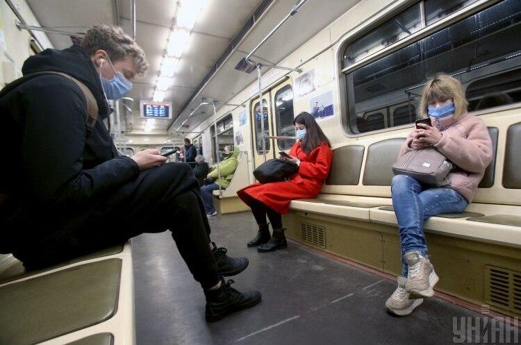 4G запрацював на всіх станціях київського метрополітену