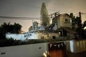 Понад 1000 снарядів було випущено з початку тижня по Ізраїлю з сектора Газа
