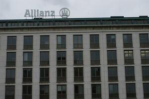 Німецький страховик Allianz збільшив чистий прибуток на 83% за перші три місяці року