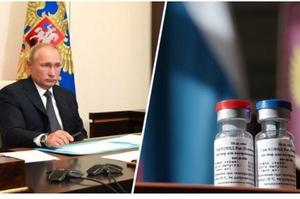Росія затримала поставки «Sputnik V» в Македонію через підтримку Навального - Bloomberg