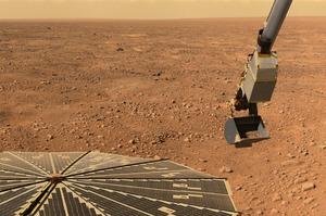 Китай вперше успішно посадив космічний апарат на Марс
