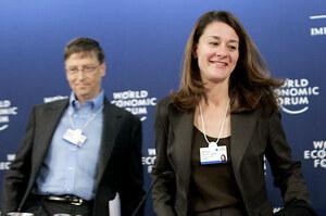 Мелінда Гейтс після розлучення отримала акцій на суму понад $3 млрд