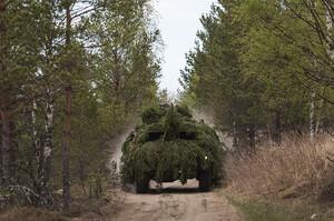 В Естонії стартували військові навчання НАТО «Весняний шторм»