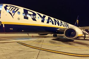 Ryanair заявив про рекордні збитки у $989 млн