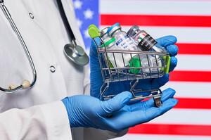 США поділяться з іншими країнами ще 20 млн доз вакцини
