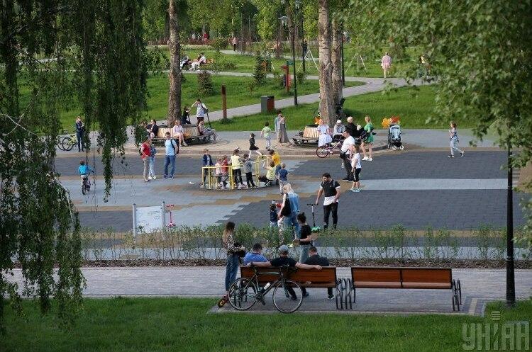 Погода в Украине: тепло пока задерживается