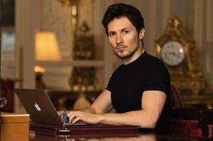 Павло Дуров видалив свій акаунт у Facebook