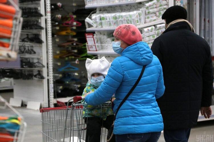 Роздрібна торгівля в Україні зросла на 14% за січень-квітень 2021 року